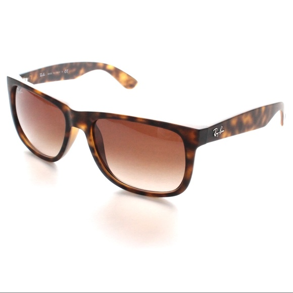 f8f77f677a Ray-Ban Justin RB 4165 710 13 54mmHavana Brown